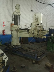 ASQUITH OD1 RADIAL DRILL