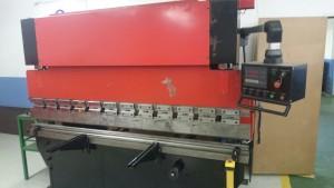 MBEND 63 TON X 2500MM HYDRAULIC PRESSBRAKE